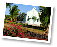 Kalapana Painted Church