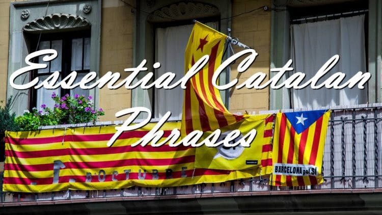 Essential Catalan Phrases to visit like a local | Barcelona