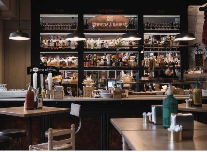 Sant Antoni Glorios restaurant