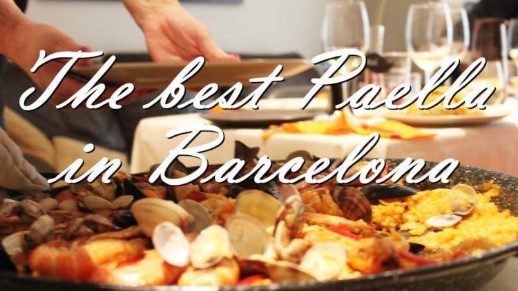 Best Paella Restaurants In Barcelona Barcelona Eat Local