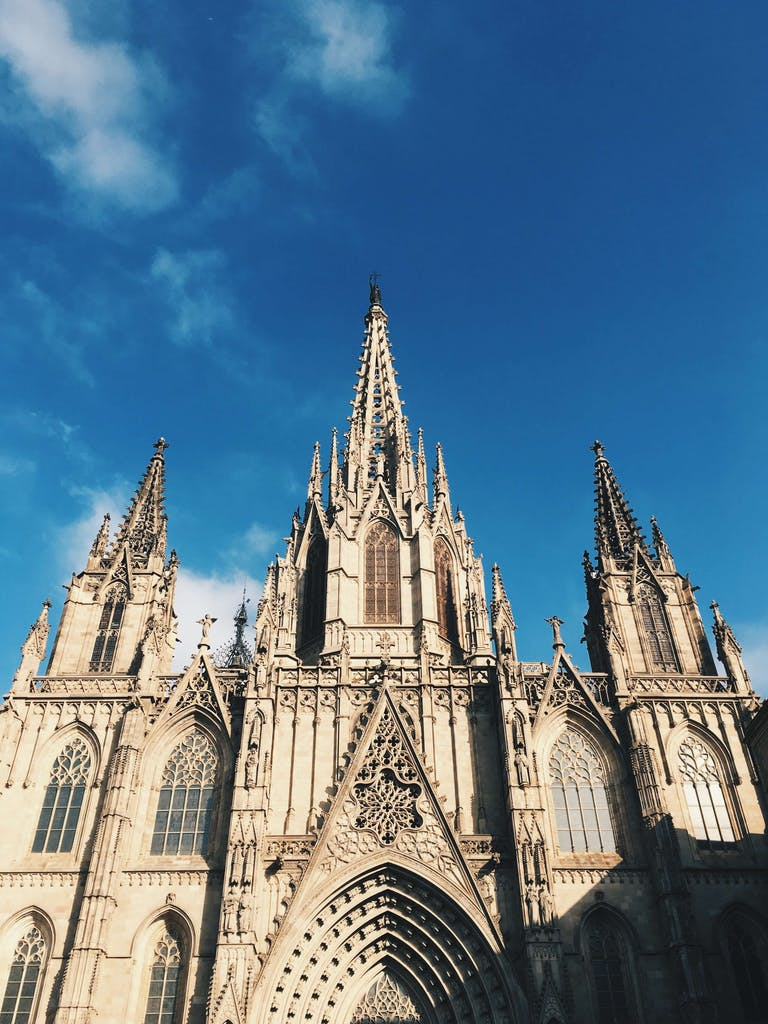 Gothic Cathedral Barcelona