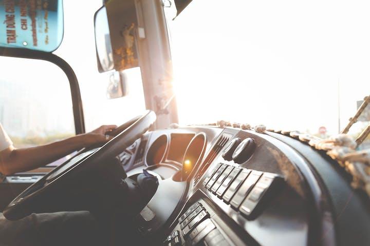 shuttle driver dash