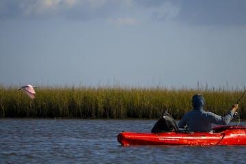 Kayak Fishing Excursion