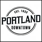 Portland Downtown Logo