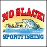 No Slack Sportfishing Logo