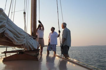 chesapeake bay sailboat tours