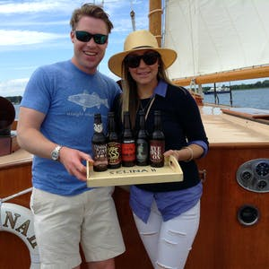 sail boat charters with beer tastin cruise option, Sail Selina St Michaels