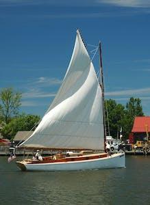 Sail Selina II St Michaels B Tasting Cruise Boat Tour Chesapeake Bay