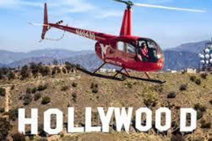 The La City Skyline Helicopter Tour With Oc Anaheim