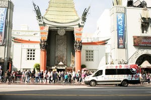 Grauman's Chinese Theater front