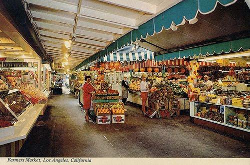The Original Farmer's Market in L.A.