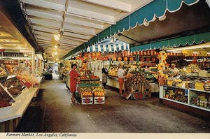 The Original Farmer's Market in L.A.