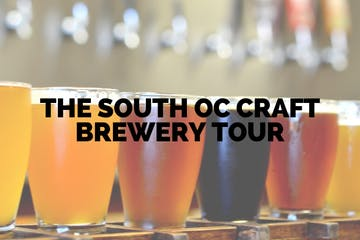 Orange County Craft Brewery Tour
