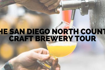 San Diego Craft Brewery Tour
