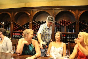 Wine tasting in Temecula with Best Coast Tours