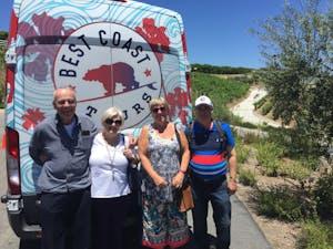 Temecula wine tour with Best Coast Tours