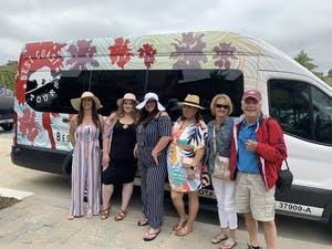 Temecula wine tour with Best Coast Tours