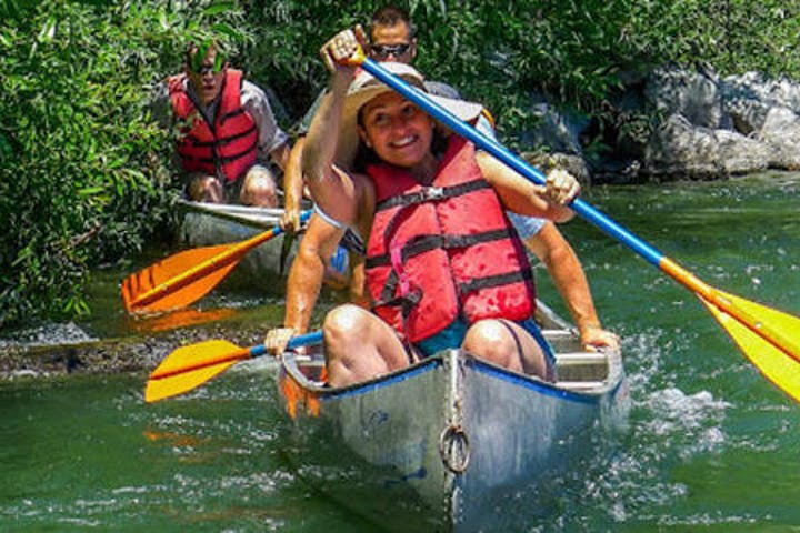 Alexander Valley Trip - For Skilled Paddlers