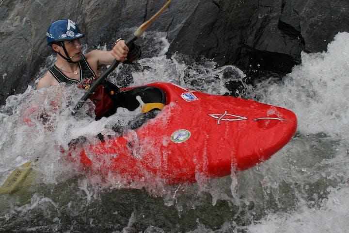 Steep Creekin' Kayak Clinic