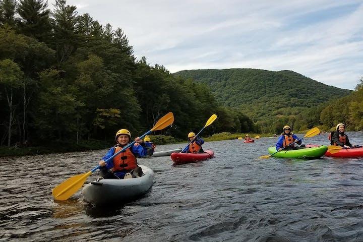 Class III Kayak Clinic