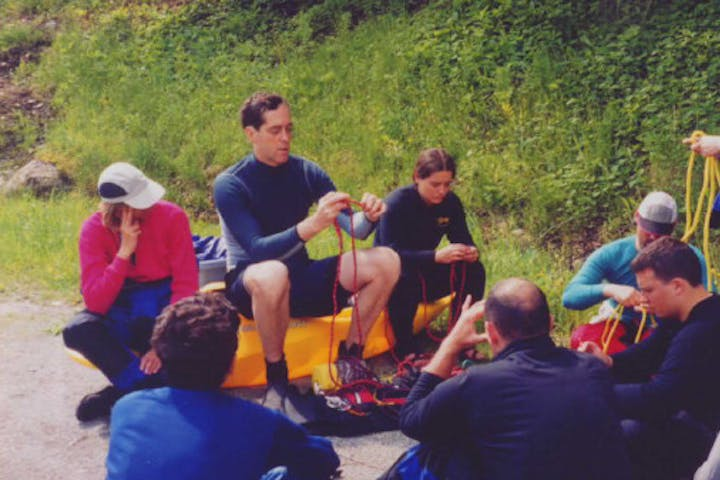 Swiftwater Rescue clinic