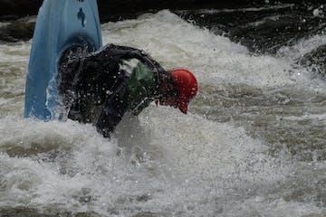 Advanced Freestyle Kayak Clinic