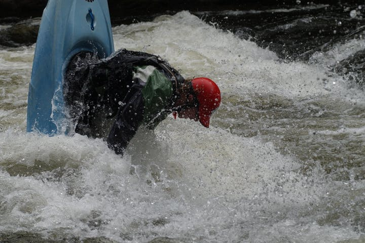 Advanced Freestyle Kayak Clinic