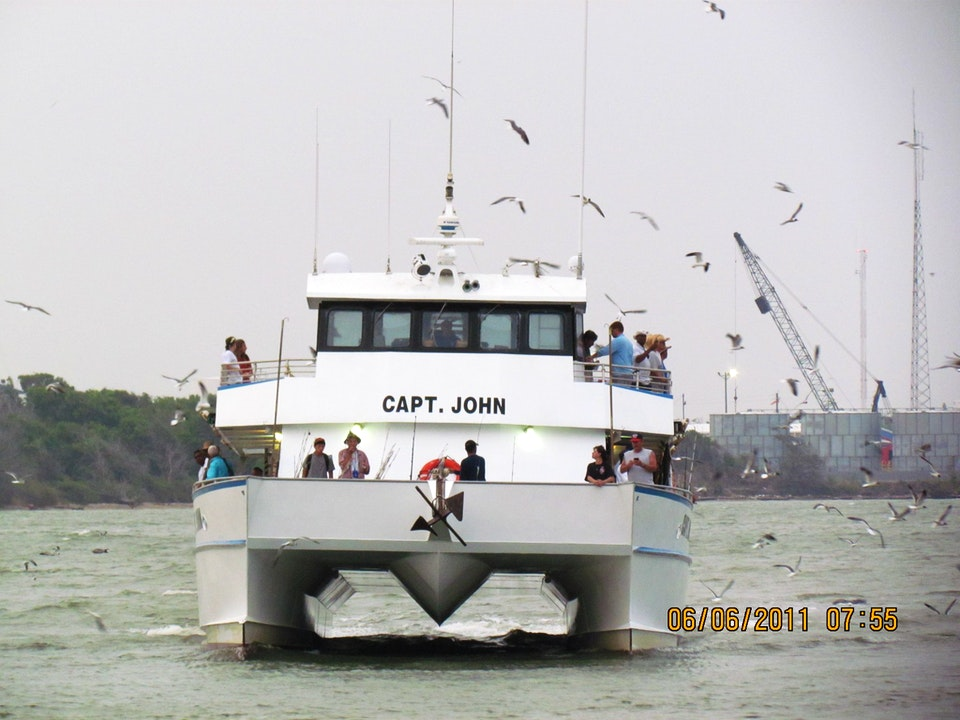 Our boats williams party boats for Galveston fishing party boats