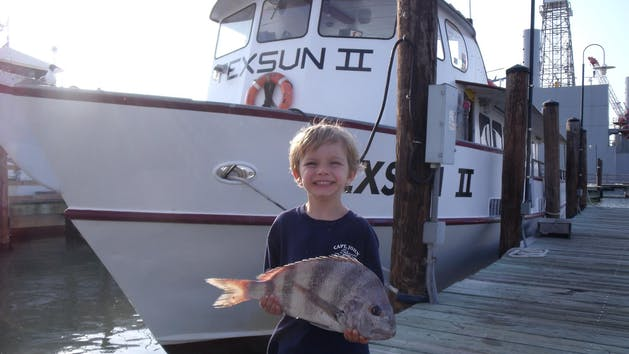 4 hour bay jetty fishing charter williams party boats for Galveston fishing charters cheap