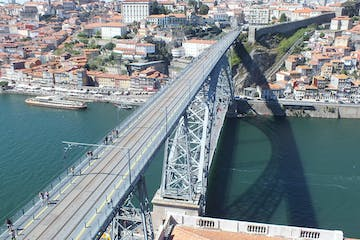 A bridge of Porto