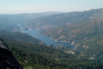 The Douro Valley