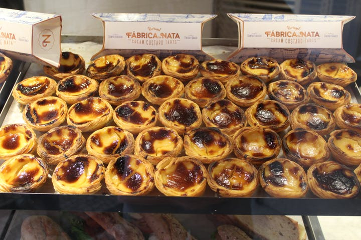 Traditional Portuguese sweets