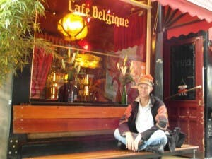 Cafe Belgique - One of the Top 5 Amsterdam Beer Bars