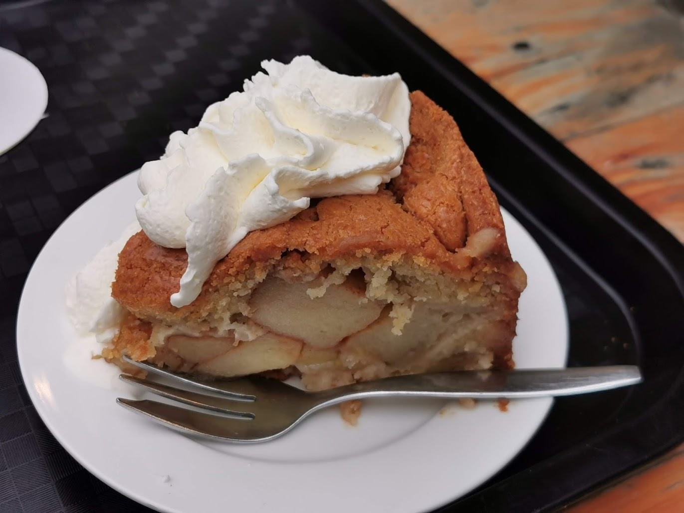 Winkel's famout apple pie