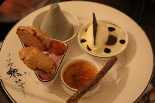 Dessert at Greetje