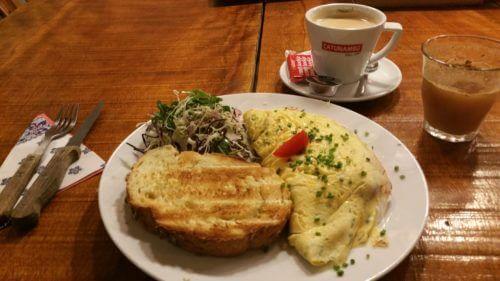 Food at Omelegg