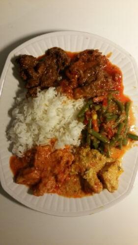 Food at Terang Boelan