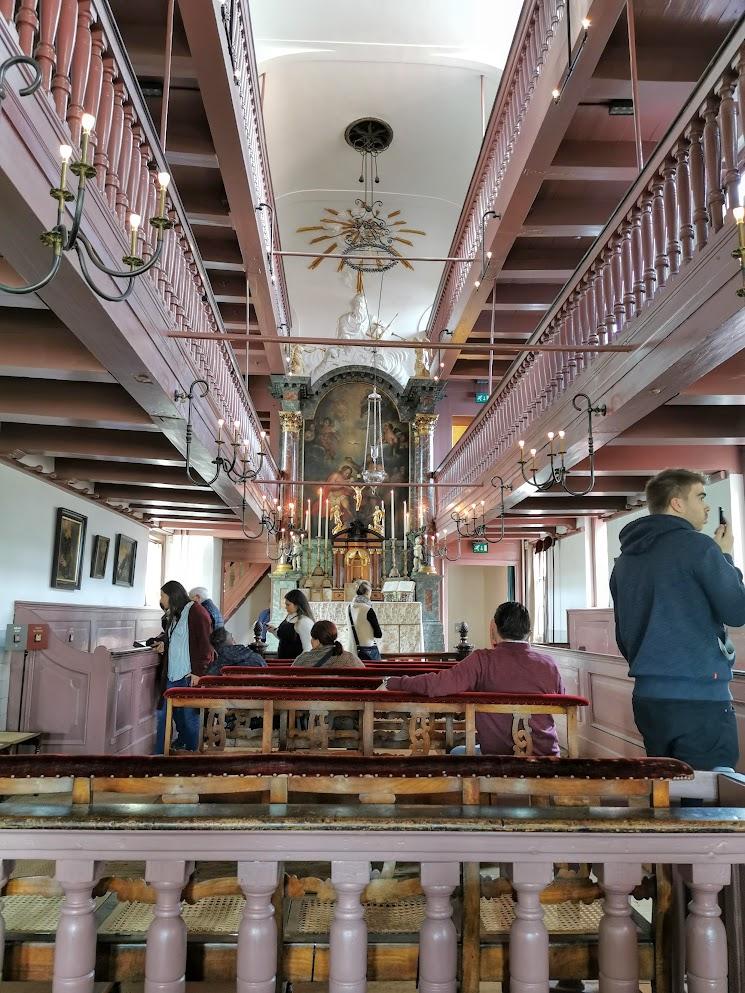 Hidden church in Amsterdam