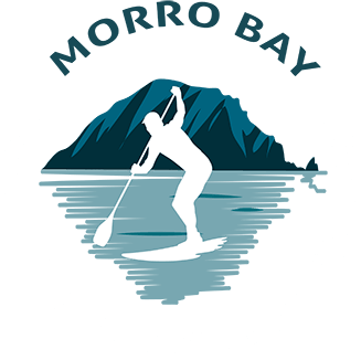 Morro Bay Stand Up Paddleboarding Logo