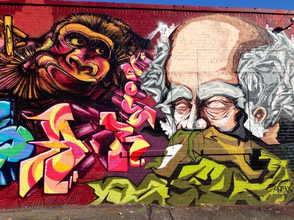 South Williamsburg street art