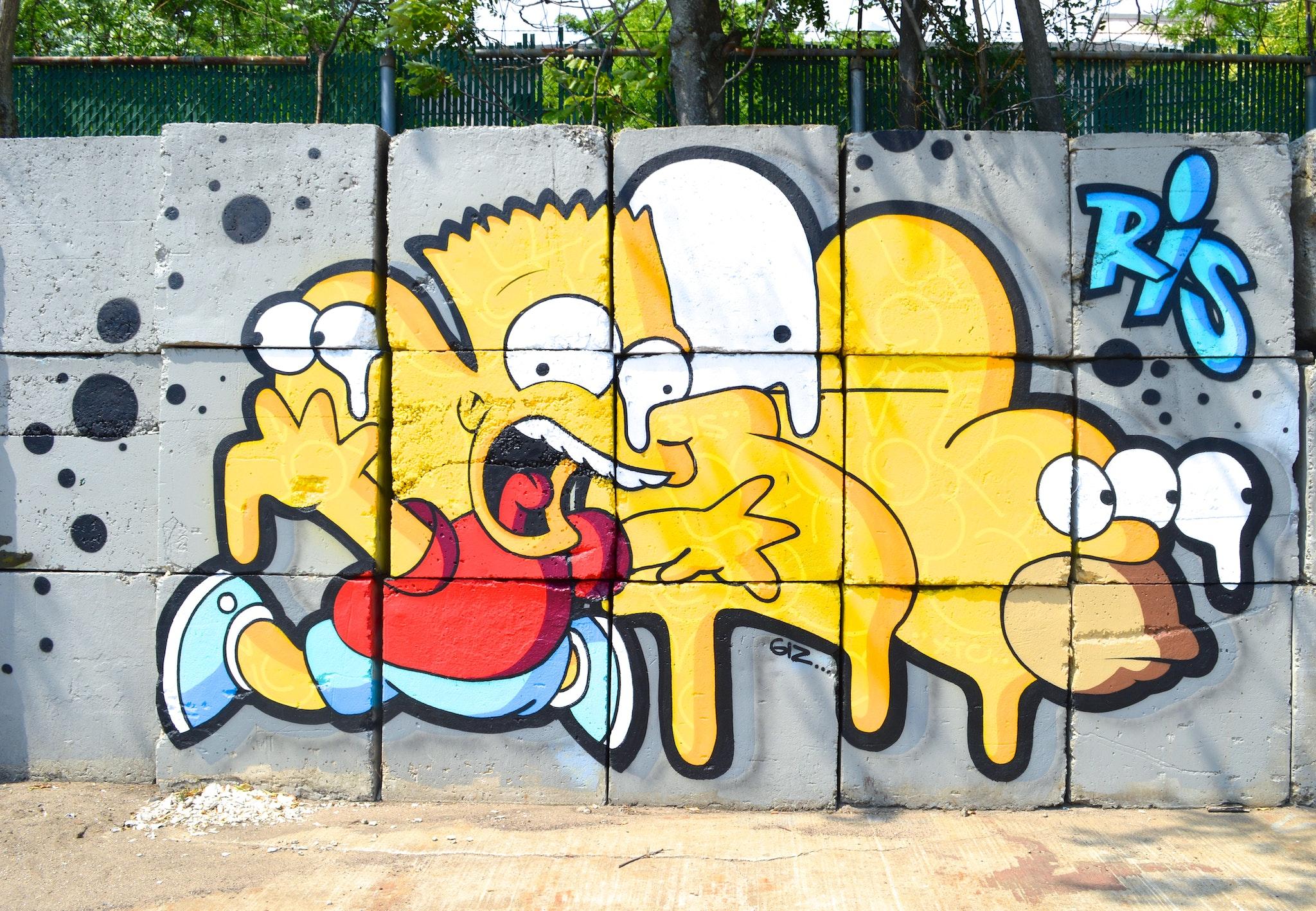 The Yard: Bushwick\'s Still Secret Art Park | Graff Tours