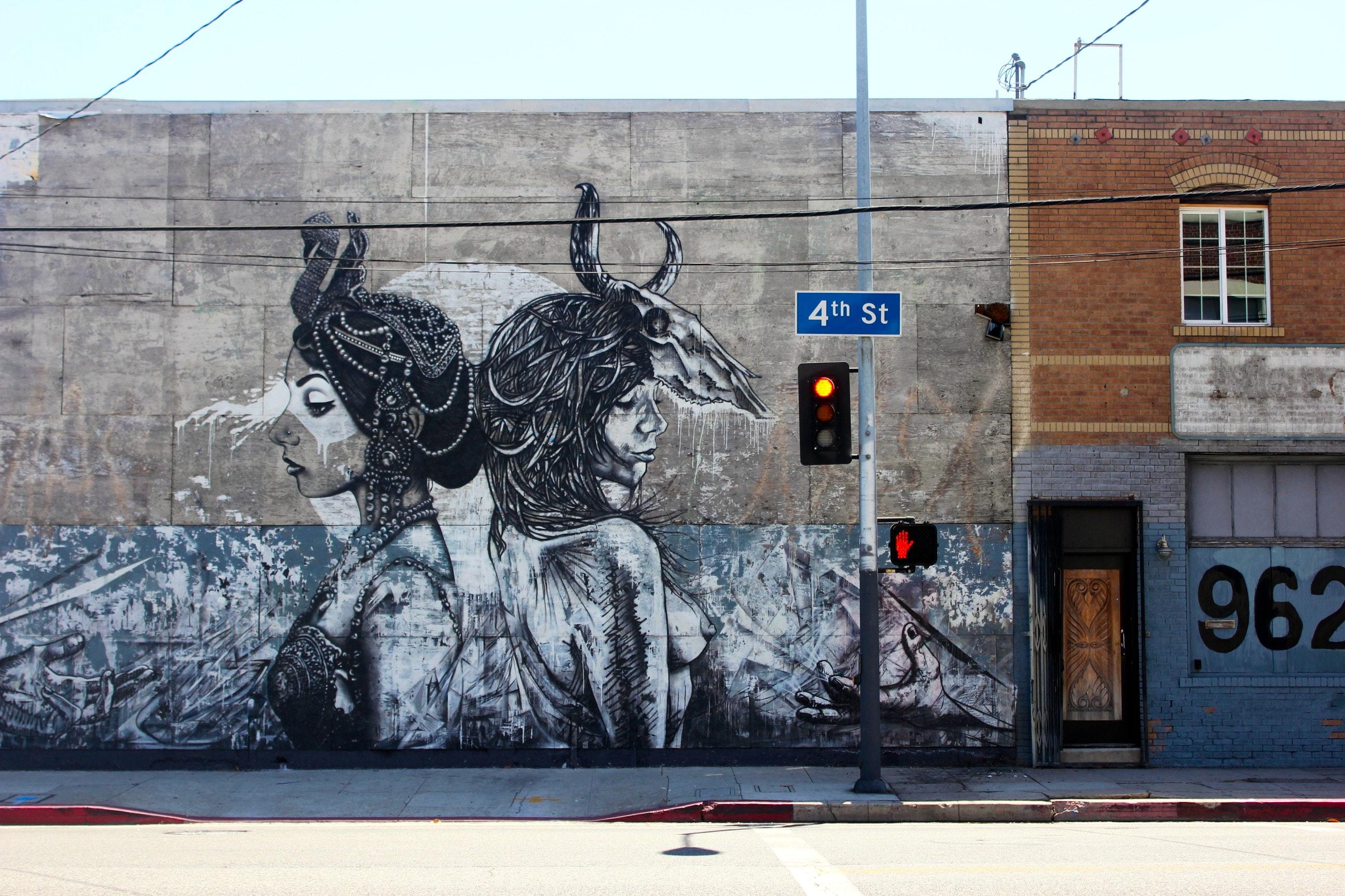 Fin DAC x Angelina Christina New Collaboration – Los Angeles, USA