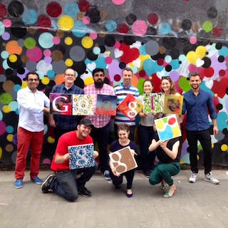 Graff Tours Google Workshop 2015