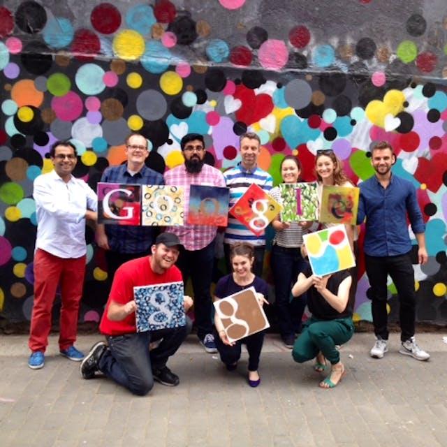 Graff Tours Google Workshop 2015