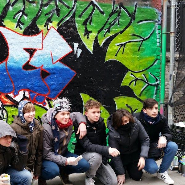 Graff Tour workshop