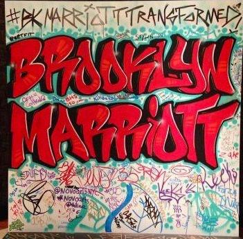 Brooklyn Marriott Transformed