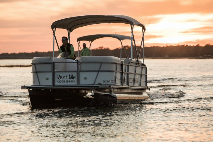 Hilton Head Power Boat Rentals | Outside Hilton Head