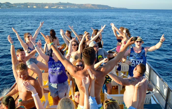 Wild party boat, indian big pussy porn stars