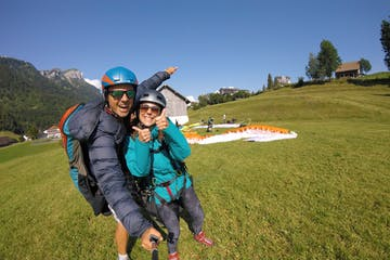 contact us paragliding