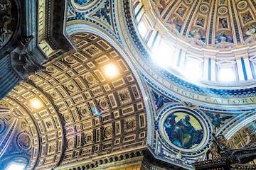 Vatican church interior